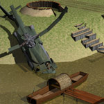 Military Environment Creator Set 3 (for Poser)