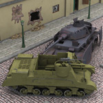 M7 Priest (for Vue)
