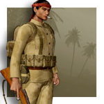 Click to see information about the 'Vietcong_Combat Gear-M3'.