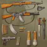 Vietcong_Weapons-M3 (for Poser)