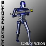 Click to see information about the 'NTU Battledroid'.