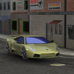 Revanche Sports Car (for Poser)