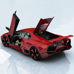 Revanche Sports Car (for Vue)