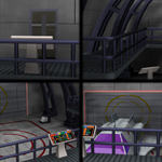 Earth Shuttle/ Shuttle Bay Pack (for Poser)