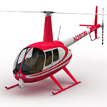 Click to see information about the 'News Helicopter (for Poser)'.