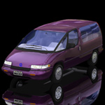 Click to see information about the 'Family Minivan (for Poser)'.