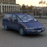 Family Minivan (for Vue)