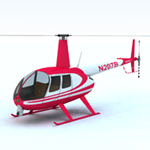 Click to see information about the 'News Helicopter (for Vue)'.