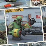 Click to see information about the 'ArnieBot (for Poser)'.