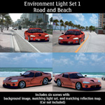 Click to see information about the 'Environment Light Set 1 (for Poser)'.