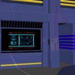 Starship Engineering Room (for Poser)