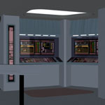 Starship Engineering Room 3 (for Poser)