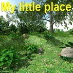Click to see information about the 'My Little Place (for Poser)'.