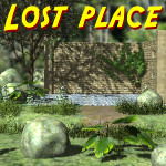 Click to see information about the 'Lost Place (for Poser)'.