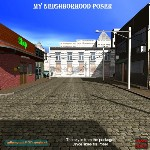 Click to see information about the 'My Neighborhood (for Poser)'.
