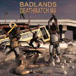 Click to see information about the 'CAM-15-0053-Badlands Deathmatch (M4)'.