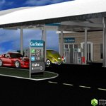 Click to see information about the 'VP Gas Station (for DAZ Studio)'.