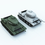 T-34 85 (for Vue)
