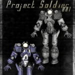 Click to see information about the 'Project Soldier 001 (for Poser)'.