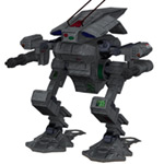 Click to see information about the 'Grasshopper Mech (for Poser)'.