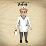 Dr. Aybolit (for Poser)