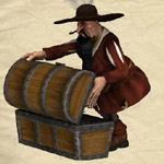 Dower Chest (for Poser)