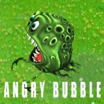 Angry Bubble (for Poser)