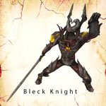 Bleck Knight (for Poser)