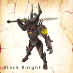 Click to see information about the 'Bleck Knight (for Unity)'.