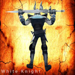 White Knight (for Poser)