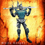 Click to see information about the 'White Knight (for Poser)'.