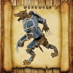 Werewolf (for Poser)