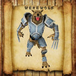 Click to see information about the 'Werewolf (for Unity)'.
