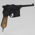 Mauser C96 (for Unity)