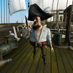 Pirate Flint (for Unity)