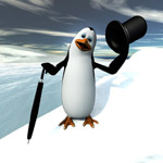 Penguin Chiko (for Poser)