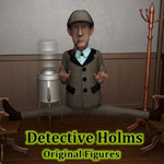 Detective Holms (for Poser)
