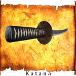 Click to see information about the 'Katana (for Poser)'.