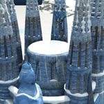 Ice Castle (for Unity)