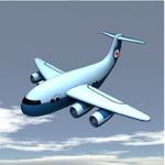 Click to see information about the 'Cartoon Aircraft (for Poser)'.