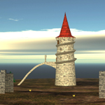 Click to see information about the 'Moscowich`s Tower (for Poser)'.