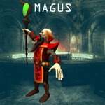 Magus (for Poser)