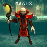 Click to see information about the 'Magus (for Poser)'.