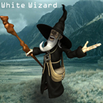 Click to see information about the 'White Wizard (for Poser)'.