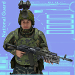 National Guard Suit (for Poser)