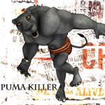 Click to see information about the 'Puma Killer (for Poser)'.