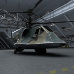 Dragoncopter (for Poser)