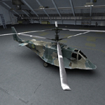 Click to see information about the 'Dragoncopter (for Poser)'.