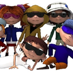 Click to see information about the 'Cartoon Kids (for Unity)'.