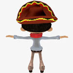 Mexican Runner (for Unity)